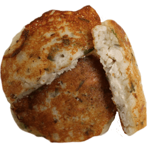 Chicken Pancake
