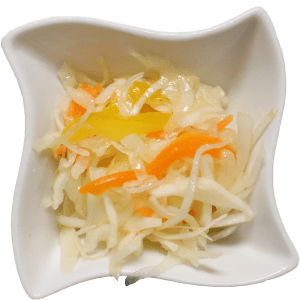 Marinated Cabbage Salad